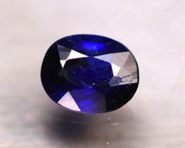 Blue Sapphire 2.00Ct Natural Blue Sapphire D1611/B25