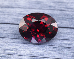 Natural RED GARNET from Sri Lanka 9.85 Ct. (00904)