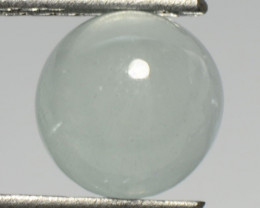 2.20 Cts Untreated Sky Blue Color Natural Aquamarine Gemstone