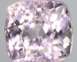2.81 Cts Pink Color Natural Earth Mined Kunzite Gemstone