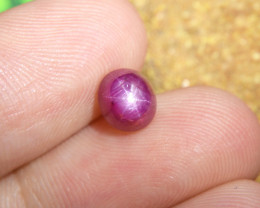 Natural Untreated Star Ruby  2.38 Ct. (00484)