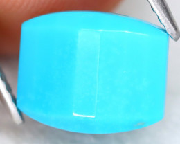 Turquoise 2.86Ct Natural Blue Color Sleeping Beauty Turquoise A1311