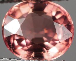 1.20CT 7X6MM EXCELLENT CUT!! Copper Bearing Mozambique Tourmaline-PTA163