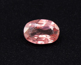 N/R Natural Padparadscha Sapphire from Sri Lanka (01709)