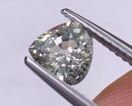 Certified 1.19 Cts AAA+ Grade Unheated/Untreated Natural Sapphire.