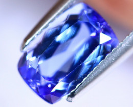 2.70cts Violet Blue D Block Tanzanite / KL39