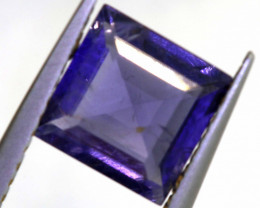 1.23 CTS  FACETED IOLITE   CG-3230