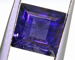 1.35 CTS   FACETED IOLITE    CG-3231