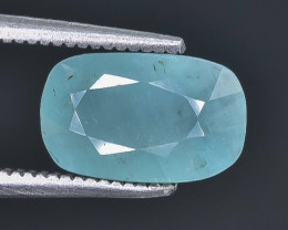 2.41 Crt  Grandidierite Faceted Gemstone (Rk-49)