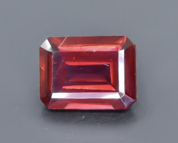 2.02 Crt  Rhodolite Garnet Faceted Gemstone (Rk-49)