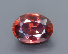 1.66 Crt  Rhodolite Garnet Faceted Gemstone (Rk-49)