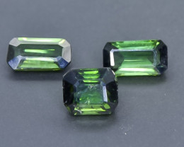 1.92 Crt Tourmaline  Faceted Gemstone (Rk-49)