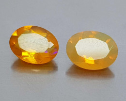 1.39CT FACETED OPAL BEST QUALITY GEMSTONE IIGC39