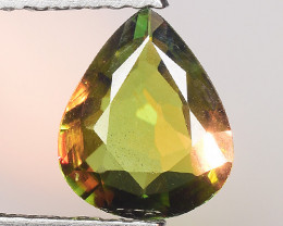 0.97 CT SPHENE WITH DRAMATIC FIRE PAKISTAN SP3