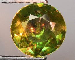 0.82 CT SPHENE WITH DRAMATIC FIRE PAKISTAN SP4