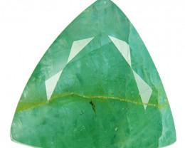 ~RARE~ 5.25 Natural Bluish Green Grandidierite Trillion Cut Madagascar
