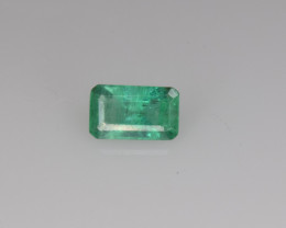 Natural Emerald 0.26 Cts Quality Gemstone from Panjshir, Afghanistan