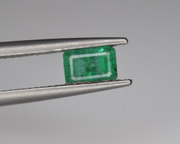 Natural Emerald 0.52 Cts Quality Gemstone from Panjshir, Afghanistan