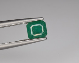 Natural Emerald 0.65 Cts Quality Gemstone from Panjshir, Afghanistan