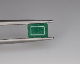 Natural Emerald 0.82 Cts Quality Gemstone from Panjshir, Afghanistan