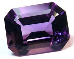 AMETHYST FACETED STONE 1.25 CTS CG-67