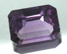 AMETHYST FACETED STONE 0.95 CTS CG - 66