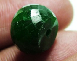 12.45CTS EMERALD BEAD FACETED CG-2312