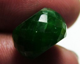 11.4CTS EMERALD BEAD FACETED CG-2313