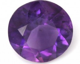 AMETHYST FACETED STONE 3 CTS CG - 92