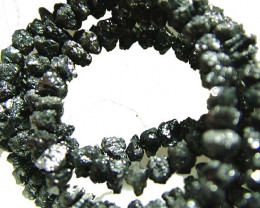 BLACK DIAMOND STRAND   49 CTS [S4398 ]