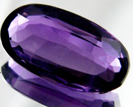 BRILLIANT QUALITY AMETHYST STONE 7.7 CTS ST 166