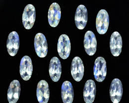 4.96 Cts Untreated Royal Blue Moonstone Marquise Cut 6 X 3mm Bihar India Pa