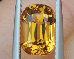 2.30cts Yellow Beryl,  Clean,