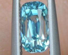 1.40cts, Blue Zircon,