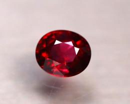 Rhodolite 1.89Ct Natural VVS Red Rhodolite Garnet D2027/A5