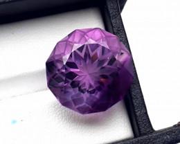Amethyst, 26.60 Cts Natural Top Color & Cut Amethyst Gemstones