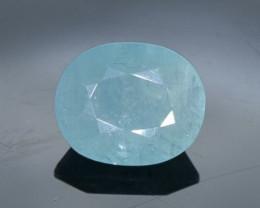 2.93 Crt  Grandidierite Faceted Gemstone (Rk-50)