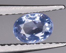Natural Ceylon Sapphire 0.55 CTS.
