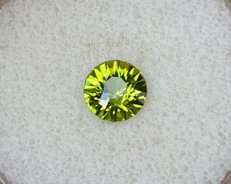 2,18ct Peridot - Master cut!