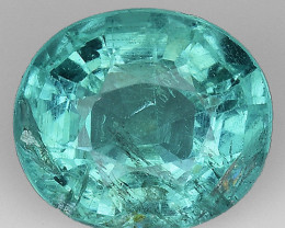 1.50 Ct Natural Apatite Beautiful Colour Gemstone AP3