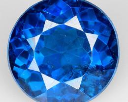 2.51 Ct Blue Topaz  Top Luster Gemstone. GT3