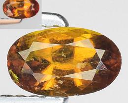 0.76 Ct Rare Bastnasite Fine Quality Gemstone BS18