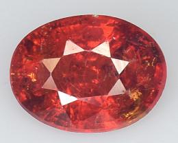 1.00 Ct Fanta Mandarin Garnet  Gemstone. ST2
