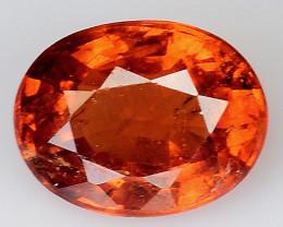 0.99 Ct Fanta Mandarin Garnet  Gemstone. ST3