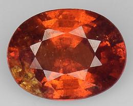0.77 Ct Fanta Mandarin Garnet  Gemstone. ST8