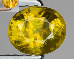 0.55 Ct Natural Sphene Color Change Sparkiling Luster Gemstone SF11