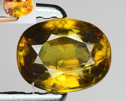 0.47 Ct Natural Sphene Color Change Sparkiling Luster Gemstone SF13
