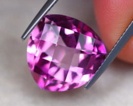 10.25Ct Natural Pink Topaz Trillion Cut Lot B2024
