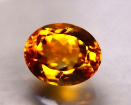 Citrine 4.61Ct Natural Golden Yellow Color Citrine E2111/A2