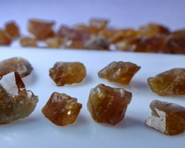 140.30 CT Unheated ~ Natural Brown Axinite Rough Lot